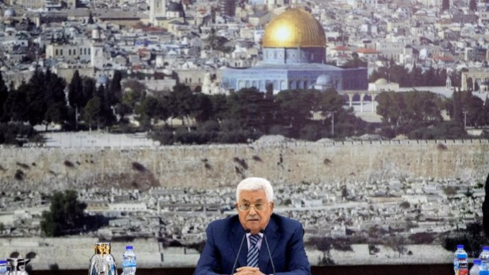 Abbas: Trump Jerusalem decision may lead to endless wars