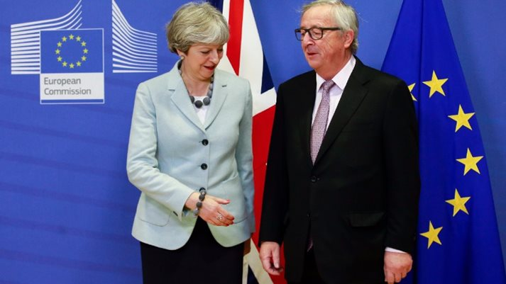 May: Brexit financial settlement is fair for taxpayers