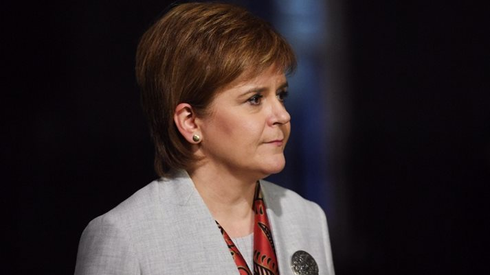 Sturgeon: Special deals should be option for rest of UK