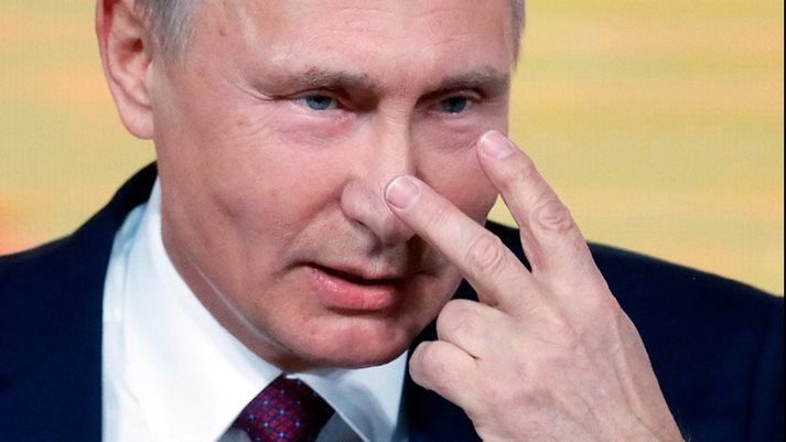 Putin to run as independent candidate in 2018