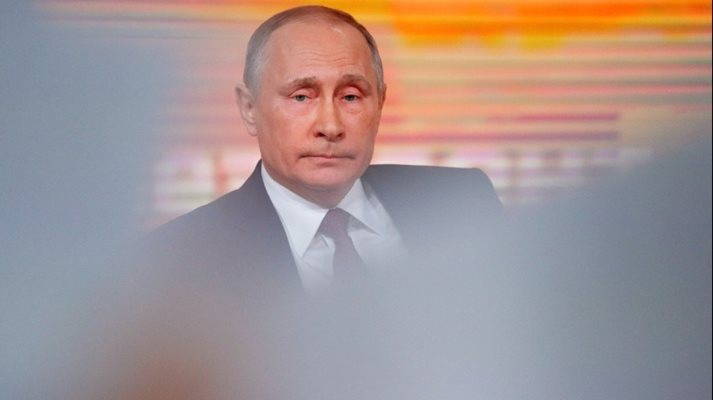 Putin: Not up to me to assess Trump presidency